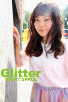 Glitter HAIR*SPACE